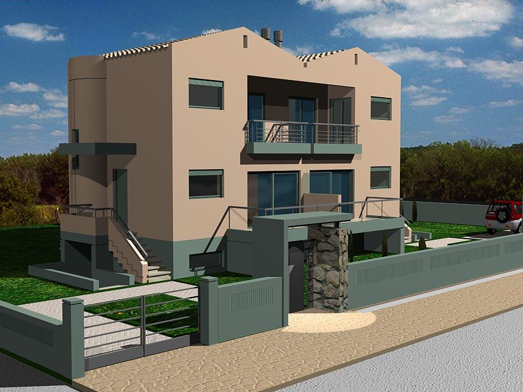 Residence Complex in Varkiza 03