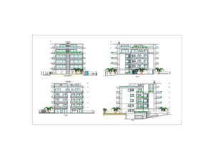 Residencial Building Galinou