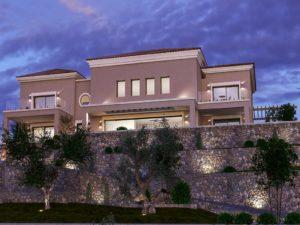 Villa in Kalami